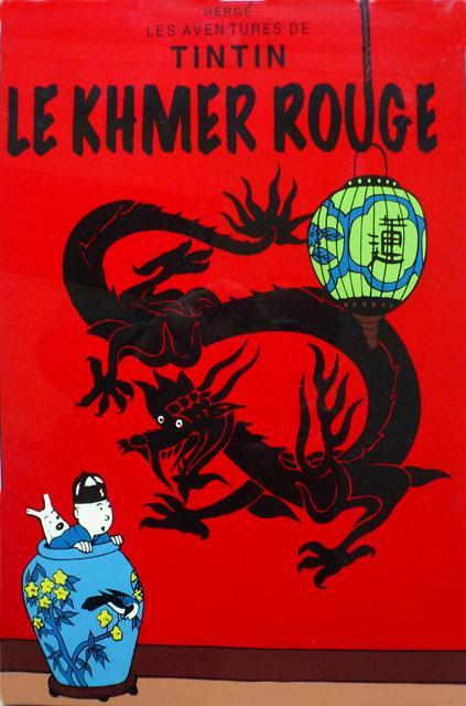 Tintins chez les khmers, 1er épisode. (1/6)
