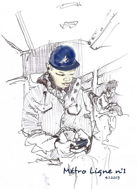métro 1