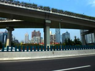 depuis Pudong airprt 4