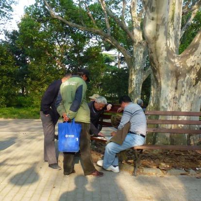 Fuxing Park 9