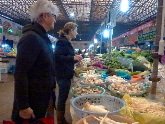Premier marché