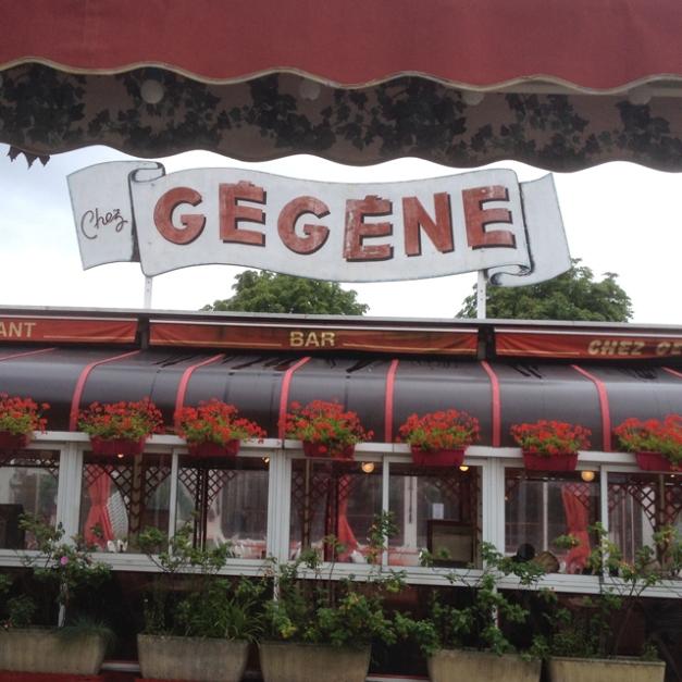 gégène